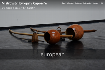 European Championship of Capoeira
